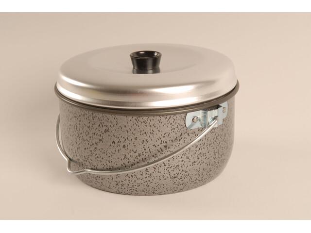 Trangia Deksel voor braadpan 725-24 grijs/zwart